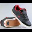 CIRCA 205 Vulc SE - Black / Hibiscus gördeszkás cipő