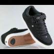 CIRCA 205 Vulc- Black / White gördeszkás cipő