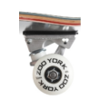 ZOO YORK OG 95 Crackerjack 8,0- Black / White komplett gördeszka