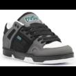 DVS ComancheBlack / Charcoal / Turquoise Nubuck gördeszkás cipő
