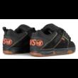 DVS Comanche- Black / Olive / Orange Nubuck gördeszkás cipő