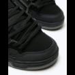 DVS Comanche # Black Reflective Charcoal Nubuck
