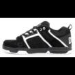 DVS Comanche - Black / White Nubuck gördeszkás cipő
