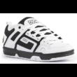DVS Comanche- White / Black / White Nubuck gördeszkás cipő