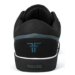 FALLEN Patriot Vulc Black / Green (Vegan) gördeszkás cipő