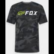 FOX Apex Camo Tech Black camo technikai póló