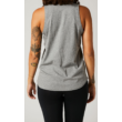 FOX Boundary Tank Heather graphite női trikó
