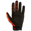 FOX Dirtpaw Glove Fluo orange kesztyű
