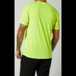 FOX Hightail Tech- Flo yellow technikai póló
