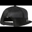 FOX Honda Snapback  Black baseball sapka