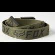 FOX Mr. Clean web 2.0 Olive green vászon öv