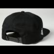 FOX Pro Circuit FOX Snapback Black baseball sapka