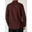 FOX Reeves LS Woven - Black / Red ing