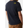 THE NORTH FACE Easy Tee  #  Aviator navy / Citronelle green
