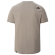 THE NORTH FACE Fine Tee  #  ​Mineral grey