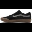 VANS Berle Pro  Black / Dark gum gördeszkás cipő