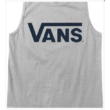 VANS Classic Tank - Athletic heather / Navy