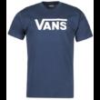 VANS Classic Dress Blues / White póló