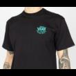 VANS Holder ST Classic Black / Waterfall póló