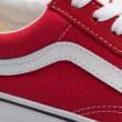 VANS Old Skool  #  Racing red / True white