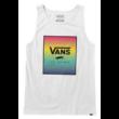 VANS Print Box Tank White / Spectrum tie dye