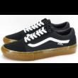 VANS Skate Old Skool - Black / Gum gördeszkás cipő