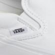 VANS Classic Slip-on Platform True white belebújós tornacipő