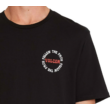 VOLCOM Dither Basic - Black póló