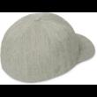 VOLCOM Full Stone HTHR Flexfit  #  Grey vintage baseball sapka