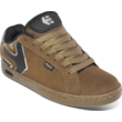 ETNIES Fader - Brown / Navy / Gum gördeszkás cipő