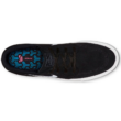 NIKE SB Zoom Stefan Janoski RM -  Black / White - Thunder - grey - gum - Light brown gördeszkás cipő.