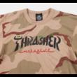 THRASHER Calligraphy  #  Desert camo