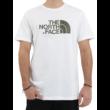 THE NORTH FACE Easy Tee TNF White / Burnt Olive Green Rain Camo Print póló