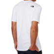 THE NORTH FACE Easy Tee - TNF White póló.