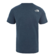 THE NORTH FACE Reaxion Easy Tee Blue Wing Teal Heather póló