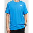 THE NORTH FACE Redbox Tee CClear Lake Bluea póló