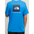 THE NORTH FACE Redbox Tee Clear Lake Blue póló