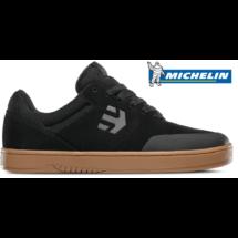 885460d2e9 Etnies fekete hasított bőr vastag varrott barna talpú gördeszkás cipő.  ETNIES Marana Michelin. 27.990 Ft. fekete vászon NIKE SB Check Solar ...
