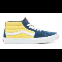 VANS SK8-Mid (Retro Skate)  #  Sailor blue / Aspen gold