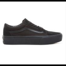VANS Old Skool Platform black-black