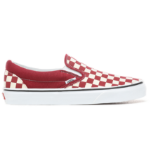 VANS Classic Slip-on  #  Rumbe red / True white