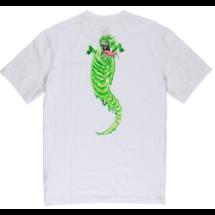 ELEMENT X Ghostbusters Goop - Optic white póló