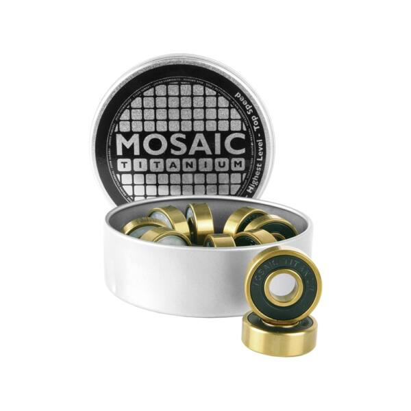 MOSAIC Super Titanium ABEC 7