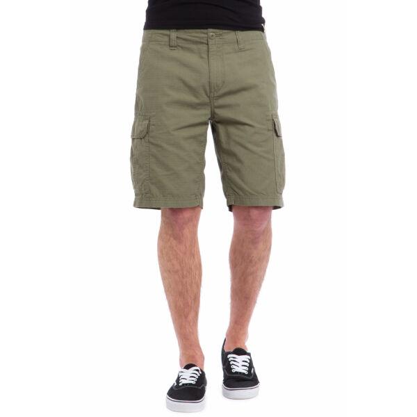 ELEMENT Snyder  #  Dust green zsebes vászon rövidnadrág