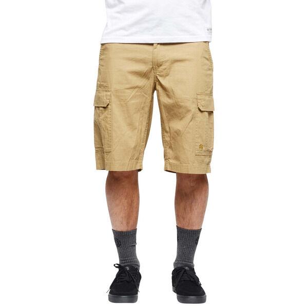 ELEMENT Snyder  #  Canyon khaki, bézs oldalzsebes Element rövid nadrág
