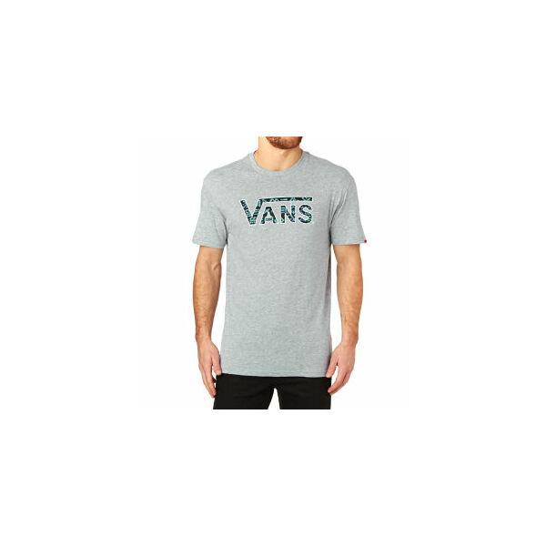 VANS Classic Logo Fill  #  Athletic heather / Hacienda