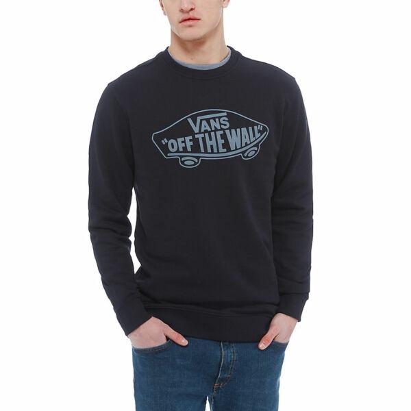 fekete környakas vans pulóver
