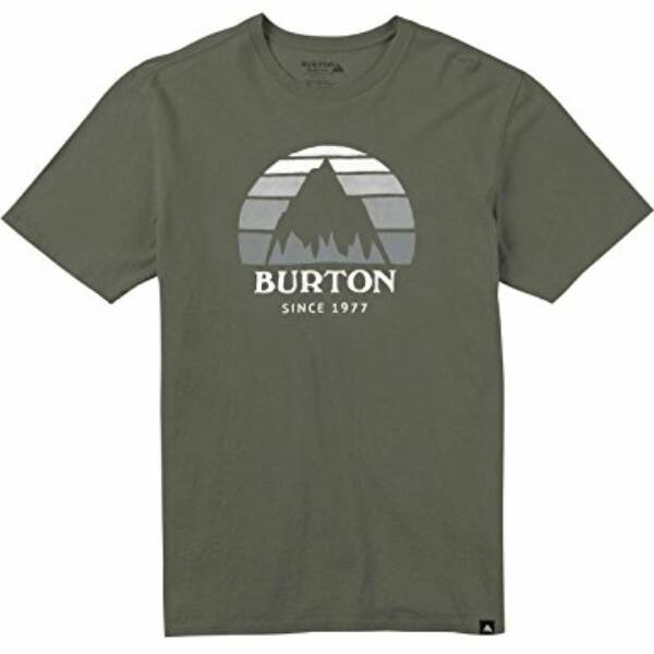 Burton olajzöld póló