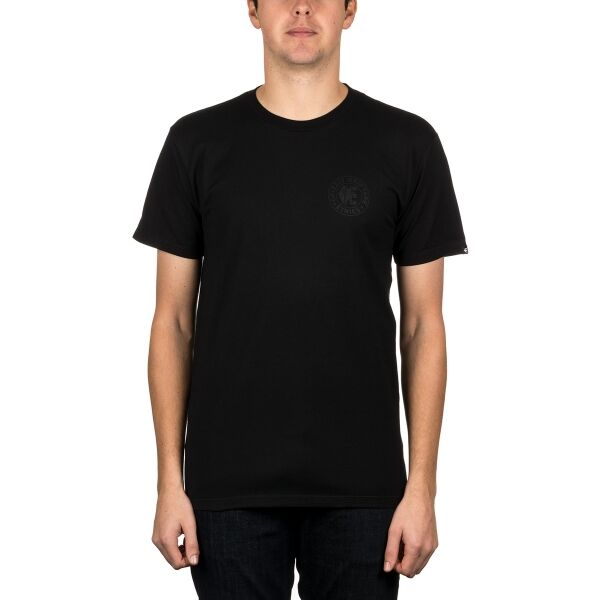 ETNIES X GRIZZLY Corporate Tee  #  Black