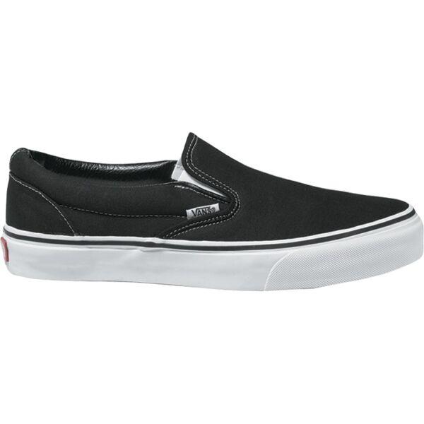 VANS Slip-on fekete belebújós tornacipő